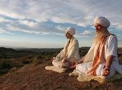 Méditation, voyage l'esprit