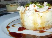 douceur nougat cacahouètes dans Cheesecake sablé vanillé léger