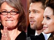 Roseanne Barr s'en prend Angelina Jolie Brad Pitt