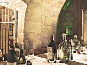 Déjeuner dîner ville Paris bouteille