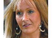 J.K. Rowling tête