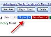 Gmail, ajoutez couleur tags