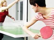 Ping dans cuisine, Pong salon