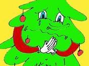 Sapin Noël être pot)