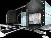 l'espace projection nomade Hermès