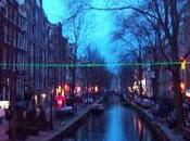 Quartier Rouge d'Amsterdam grand ménage