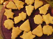 Petits biscuits glacés noël
