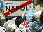 Naples sous déchets