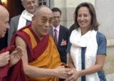 Ségolène Royal Tibet