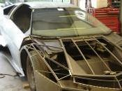 Faute moyen construit Lamborghini