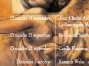 25ème festival musique ancienne Ribeauvillé