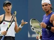Rafael Nadal Elena Dementieva prennent l'assault Open
