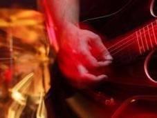 concert rock organisé plus 9000 mètres d'altitude