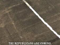 Républicains arrivent...