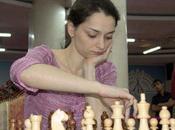 Finale Championnat Monde d'échecs féminin: Yifan Alexandra Kosteniuk