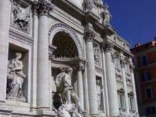 Paris Rome, Aller Simple Corriere Romano