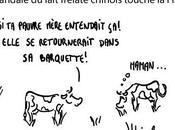 scandale lait frelaté chinois touche France