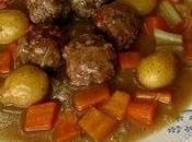 Ragoût Boulettes Légumes