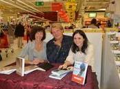 Séances dédicaces Marie-Laure Bigand Stéphane Nolhart chez Auchan Maurepas (78)