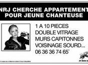 P!nk recherche appartement Paris
