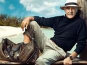 Sean Connery nouvelle égérie masculine Louis Vuitton