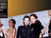 British fashion awards 2008