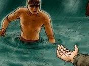 prisonnier l'eau (Philippe Ebly, Temps Impossibles)