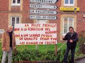 Mobilisation pour sauver poste Fréville