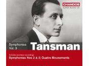 2ème symphonie Tansman entre Ravel Poulenc