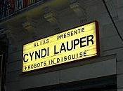 Cyndi Lauper Bataclan