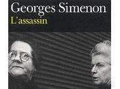 L'assassin, Simenon