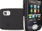 Asus lance smartphone P552 sous WM6.1 chez Orange