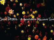SNOW PATROL hundred million suns