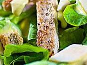 Salade César caesar salad