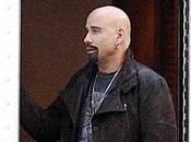 John Travolta chauve... From Paris