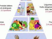 Pyramide alimentaire végétalienne