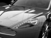 Aston Martin Rapide première image officielle
