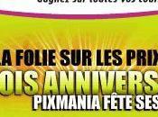anniversaire Réduction Pixmania