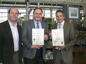 Double certification 22000 pour Schenk