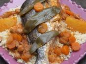 Couscous Tunisien Daurade