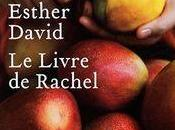 Livre Rachel Esther David