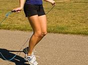 Exercices corde sauter