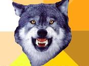 Loup Courage.