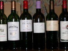 Dégustation vins rive droite millésime 2006 (fin)