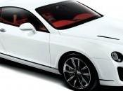 Salon Genève Bentley Continental Supersports