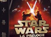 "[DVD] Coffret collector 2008 prélogie ""Star Wars"""