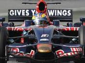 nouvelle Toro Rosso entre piste