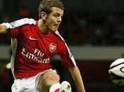 découverte Jack Wilshere, Steven Gerrard d'Arsenal