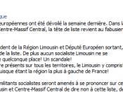 groupe soutien Jean-Paul Denanot Facebook