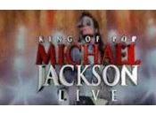plage publicitaire complete pour concerts Michael Jackson